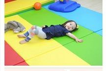 Play Ideas for Babies / Tools, toys and ideas for play time for infants to toddlers.