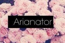 My style idol♛ / Ariana Grande♛ / by Kelsey ☯