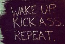 Fitness & Motivation!  / by Kelsey ☯