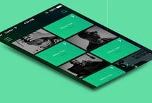 BEAUTY & LOGIC / UI and UX inspiration / by Kasia Wyser-Pratte