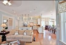 Kitchen & Dining Combined / by Nadia Nel