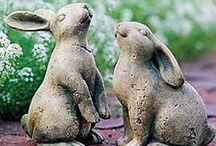 Rabbits / by Nadia Nel