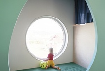 home : fun KIDs' ROOM / fun and cute design for kids' room / by TheDudette