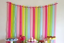 CM Party Stuff / Craft and DIY projects for parties, and party themes. / by Crafterminds