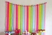 Party Ideas & Decorations / Party food, party favors, party decorations, birthday party, party themes, party appetizers, graduation party, bachelorette party, party games, party planning, party drinks