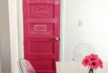 home : paint /colors / paint colors, painting ideas, wall treatment / by TheDudette