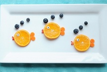 """kids : my kids go """"yummy"""" / fun food for fun kids ! / by TheDudette"""