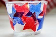 Fourth of July Party / Fourth of July food, Fourth of July decorations, Fourth of July drinks, Fourth of July desserts, Fourth of July crafts, Fourth of July activities, Fourth of July games, Fourth of July DIY, Fourth of July kids