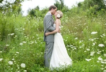 Weddings and Wedding dresses / Dreamy, romantic wedding dresses and gorgeous bouquets. / by Kathy Hagedorn-Kortvejesi