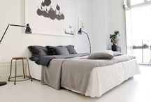 home : dreamy master bedroom / headboard, bed frame... everything for our master bedroom / by TheDudette