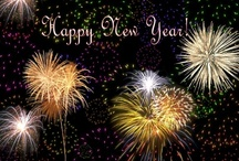 Happy New Year / January 1st ~ Holiday inspiration, treats and crafts / by Traci Drennan