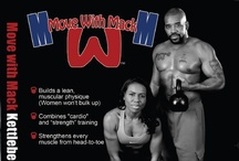 Workout With Mack / I am here to work with you, motivate you and share some tough love if I have to.  / by Clarence Womack
