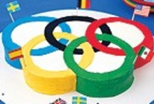 b-day : what makes an olympic b-day / olympic theme for kid's birthday : did it, kids loved it / by TheDudette