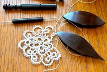 Tatting / by Liz Bird