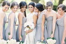 Grey & Shiney Weddings