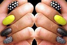 Nails / by Ana Zapirtan