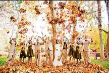 Autumn / Fall Wedding