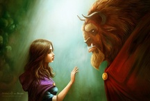 Disney ~ Beauty and The Beast / by Christian Palmer