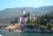 Our Wedding 11.09.12 - Malcesine Castle, Lake Garda Italy & Harewood House, Yorkshire, England
