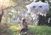 cloud 9☁ / Clouds suit me.  / by Evercaptivating