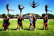 Cheerleading / by Teneice Day