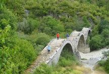 Greece / Our inspirational tours embrace the challenging terrain and the natural beauty of Olympus, Pindos, the Zagoria Villages and Crete, giving you an exceptional holiday experience.