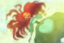 Animation Inspiration, Character Design, & Scenery / by Christian Palmer