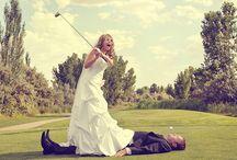 Sport Themed Wedding