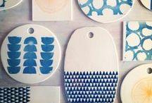pottery inspiration / by Gina Malsed