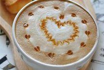Coffee Ca`fe & Tea / by Shell C