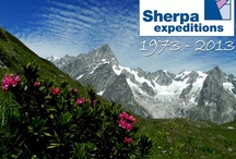 Sherpa Expeditions 40th Anniversary / Founded in 1973, Sherpa Expeditions offers inspirational self-guided and escorted walking & cycling holidays to Europe and the rest of the world.