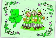 St Patrick's Day Group Board / All about the green. Cards, clothing, gift ideas, party supplies, etc... Comment to be added, invite your friends