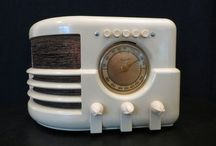 Classic Radios / Classic Radio Designs / by Matthew McCluggage