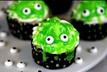 {Holiday} Halloween / Fun ideas for a fabulous Halloween! Halloween recipes, Halloween crafts,  tutorials and Halloween decor ideas from cute to spooky.  Everything you need for Halloween fun you will find right here!