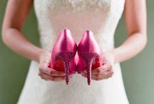 Colour Splash Wedding