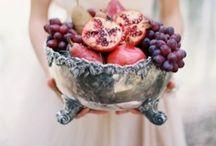 Fruit Inspired Weddings