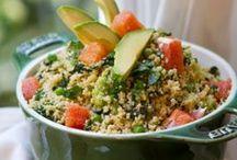 Quinoa / by Jasmina Marie