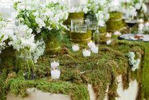 Woodland Themed Weddings