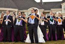 Superhero Themed Weddings
