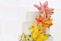Butterfly Inspired Wedding