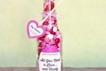 "Valentine's / Valentine's crafts, ideas and recipes that say ""I love you""."