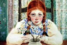 Anne of Green Gables / by Christian Palmer