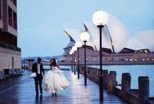 Australian Inspired Wedding