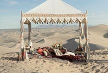 Morrocan Inspired Weddings