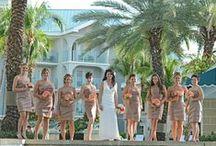 Caribbean Inspired Wedding
