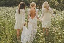 Boho Inspired Wedding