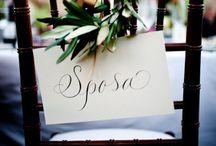 Italian Inspired Weddings