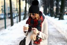 Winter Style / What to wear in the winter.