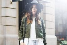 Fall Style / What to wear in the fall.