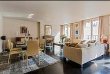 Anjou Palace  -  Paris Luxury Rentals / Huge Apartment with two stories, a balcony, great views and stunning Decorations.